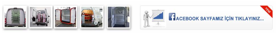 Araç İçi Raf Sistemleri Facebook